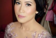 The Engagement of Ms. Samantha by makeupbyyobel