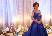 Mom of the Groom ( Mrs. Ratana) by makeupbyyobel
