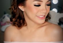 Makeup for Maya Septa  by makeupbyyobel