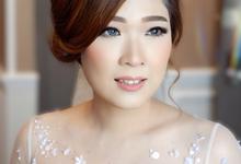 The Bride Mrs. Angela  by makeupbyyobel