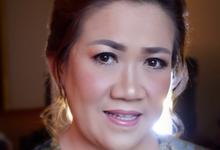 Makeup Graduation for Ms. Shirleena  by makeupbyyobel