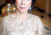 Makeup for Mom of the Groom by makeupbyyobel