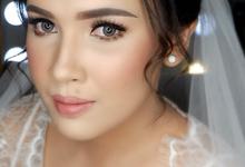 The Wedding Of Elisabeth Natalia & Dion by makeupbyyobel
