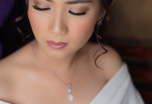 Harison & Yuliana Wedding by makeupbyyobel