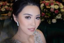 Hiro & Melisa Wedding by makeupbyyobel