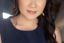 Engagement Makeup for Ms. Jeany by makeupbyyobel