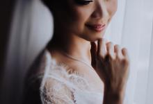 The Wedding of Lerisca & Rico by makeupbyyobel