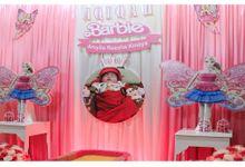 aqiqah baby arsyi by mirrorart decoration
