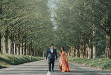 Yoshua & Silvia Couple Session by Dfleur Photography