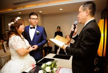 Yipeng and Shuyi by Reflection Photography Services