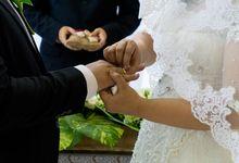 The Wedding of Petrus & Elizabeth by Alevia Bali