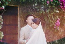 Yovinda and Sendy Wedding by KAMAYA BALI