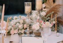 Sendy & Yovinda Wedding Decoration by Cloris by KAMAYA BALI
