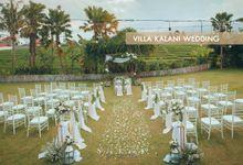 Kalani Villa Wedding by L Decoration