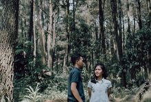 Prewedding Ludhi & Defera by Lian Photoworks