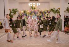 ARGIA & ARDHI Wedding Day by HENRY BRILLIANTO