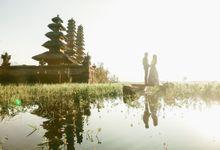 Yudhi Ella Prewedding Bali by Balisnaps