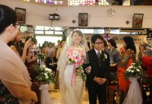 The Wedding Of Denny Ryan Hartanto & Josephine Septiana by ID Organizer
