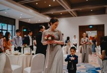 Yujie & Ashley Wedding Day by elitemakeupartistsinc