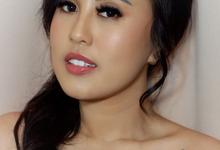 Party Makeup for Ms Katrina by Yuka Makeup Artist