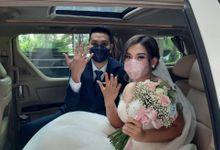 Yukie & Anita 2021 by sapphire wedding car