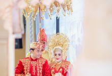Wedding Raymond & Yuli by Double Happiness Wedding Organizer
