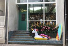 Floral Installation - Santhai PIK by Yulika Florist & Decor