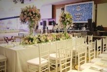 Four Seasons Hotel by Yulika Florist & Decor
