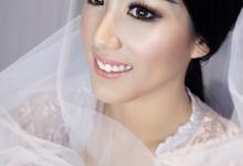 Grace & Andrew Wedding Day by Yurica Darmawan