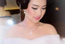 Monalisa & Andersen Wedding by Yurica Darmawan
