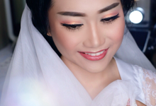 David & Risma Wedding Day by Yurica Darmawan
