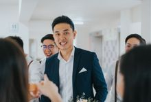 Tying the Knot for Yusheng and Sheryl by Multifolds Productions