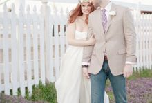 Baiting Hollow Wedding by Through The Veil