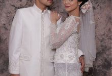 Marsha And Diza's Wedding by Seserahan by Rose Arbor