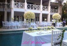 Bridal Table by Lili Weddings