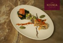 Cutomized Set Menu by The NJONJA, Gourmet Catering