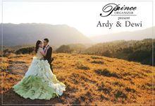 Wedding Of ARDY ❤ DEWI by Prince Organizer