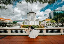 Chijmes Wedding by GrizzyPix Photography
