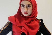 Lya Santoso by Make Up by Lala