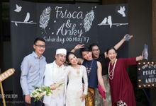 Frisca & Anky by Top Fusion Wedding