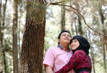Prewedding Doni & Inge by Sevenlite photography