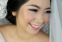 The Bride, Ms.Ayu by Beyond Makeup Indonesia