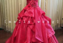 Makeup & Gowns by Melly Wong Bridal