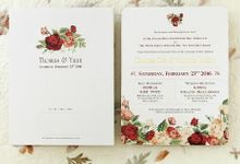 Invitation Collection 003 by MapleCard