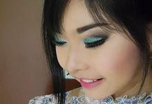 Glamour and Bold Makeup by Marianna Kuan MUA