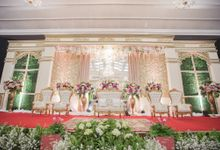 Zakia & Arga di gedung Antam by Diamond Weddings