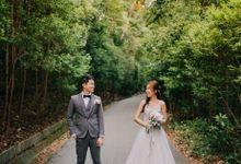 Zhao Hui & Sheron by Krystalpixels