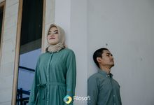 Prewedding Zarah & Adi Sesi 2 by Filosofi Photowork