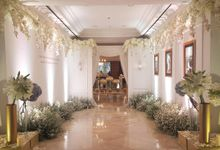 The Simple Elegance Wedding Alvin and Natalia by Elssy Design