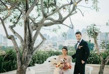 THE WEDDING OF ATIKA & FLORIN by Cerita Bahagia